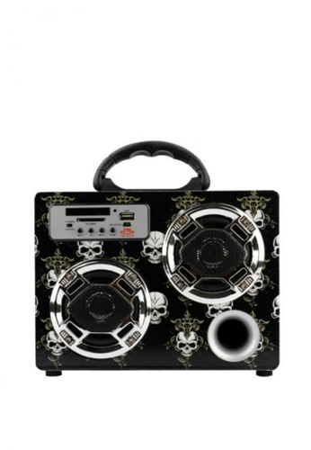 Stylebox black AS-162 Usb Digital Speaker B0977AC8384632GS_1