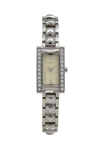 Alba silver ALBA Jam Tangan Wanita - Silver Ivory - Stainless Steel - AC3P35 A6229AC9DDFB87GS_1