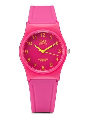 VP34esprit 見工J069Y 矽膠圓錶, 錶類, 其它錶帶