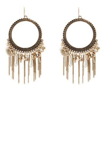 Gatsby 雕刻鏈飾網眼耳esprit hk分店環, 飾品配件, 其他