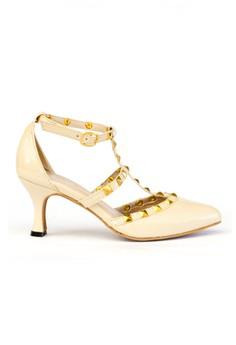 HDY's Nicole Patent Heels
