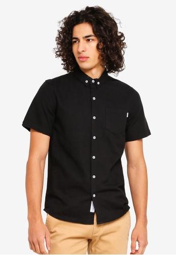 High Cultured 黑色 Short Sleeve Shirt - 65 5B1FAAAAB582B0GS_1