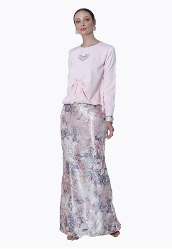 MESSIE PINK from ODDA.KL in Pink