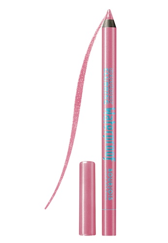 BOURJOIS pink Bourjois Contour Clubbing Waterproof EyePencil #66 Utopink BO885BE08PWPSG_1
