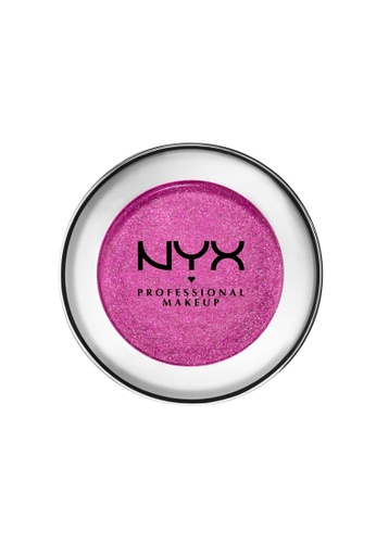 NYX Professional MakeUp pink Prismatic Eye Shadow - Dollface 2AEC6BE021BE27GS_1