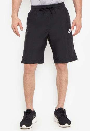 Nike black Men's Nike Sportswear Shorts 7E3BEAAA75C3B0GS_1