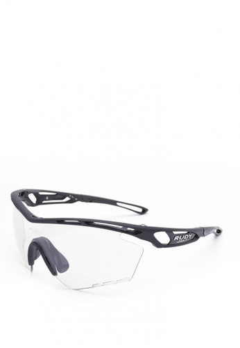 5ccf04d1fb Rudy Project black Rudy Project Tralyx XL Sports Eyewear in Matte Black  with ImpactX2 Photochromic Lenses