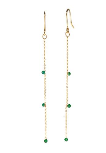 Dear Addison gold Heavenly Earrings 04666AC08E8AD6GS_1