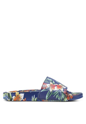 Slydes navy Wahiki Sandals 02626SHE15066EGS_1