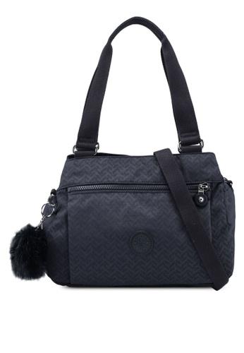 Kipling navy Orelie Top Handle Bag 58DC8ACAFBB7E4GS_1