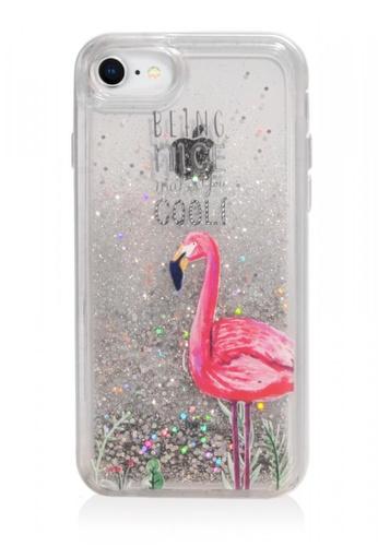 flamingo iphone 8 case