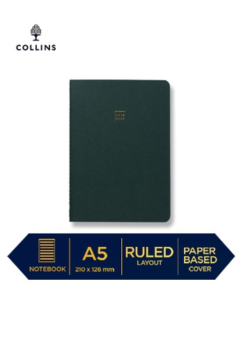 Collins Collins Metropolitan Tokyo   ─  (3 in 1 Set) Notebook A5 Ruled Assorted 0BBE1HLB097C63GS_1