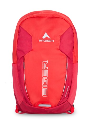 Eiger red WS Chelonia Daypack 20L - Red 3F821ACB8EC166GS_1