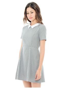 Color Patterned Dress