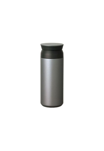 KINTO silver Kinto Insulated Travel Tumbler Water Bottle 500ML Silver 0109FACEED3F96GS_1