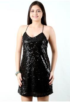 Twenteen's Flashy All Nighter Dress