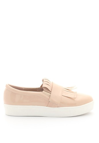 MINKA pink STILLA Blush Nude Slip On MI006SH12EWTID_1