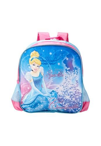 Disney blue Disney Princess Backpack Small A88E9KCCFB09F2GS_1
