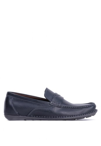 Tony Perotti black Tony Perotti Loafers Bryan - Black D1BB9SH2CB4526GS_1