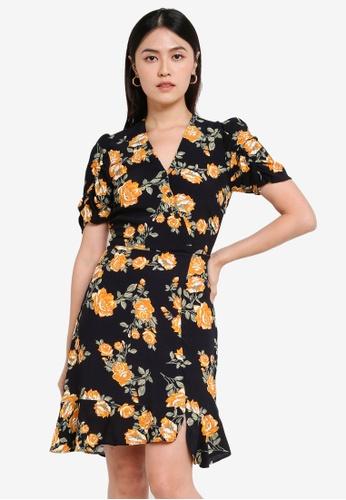 KOTON black Casual Dress 0593DAAEA73A92GS_1
