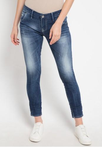 Logo Jeans blue Skinny C3 Series 80BD6AA6BD4C98GS_1