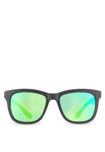 印花鏡腳輕量偏光太陽眼鏡, 飾esprit 價位品配件, 飾品配件