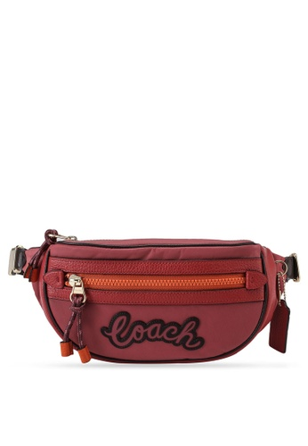 Coach red Vale Belt Bag (cv) 4C8BBAC36F812BGS_1