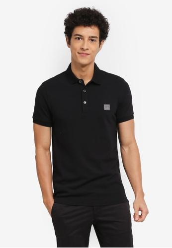 BOSS black Passenger Polo Shirt - Boss Casual D519BAA486E174GS_1