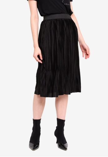 JACQUELINE DE YONG black Milly Skirt AB1B4AAB12317AGS_1