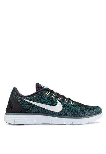 Nike black Nike Free Running Distance Shoes 99787SH81A0E5FGS_1