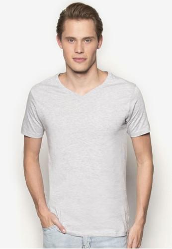 The Legacy V領TEE、 服飾、 T恤FactorieTheLegacyV領TEE最新折價