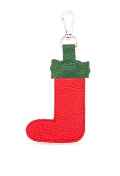 Sock Milano Keychain Bag Charm