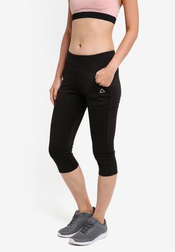 AVIVA black Capri Pants C961AAADA3899BGS_1