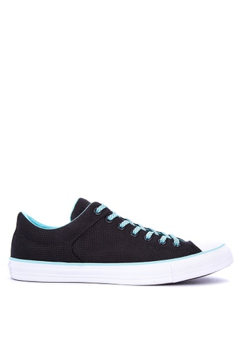 Converse black Chuck Taylor All Star High Street Micro Ripstop Sneakers 1B74FSHD9C34DCGS_1