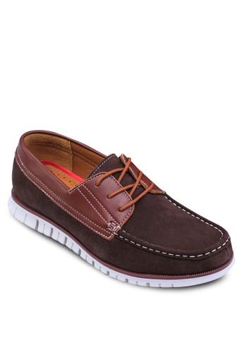 配色船型鞋, esprit 請人鞋, 男鞋
