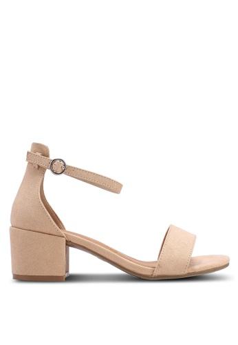 Rubi 多色 Ivy Low Block Heels F77C0SH57D872BGS_1