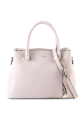 ALDO pink Pinka Top-Handle Bag B2CBAAC9284FF8GS_1