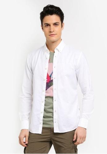 BOSS 白色 Preppy Shirt - Boss Casual DE0F8AAFB2670BGS_1