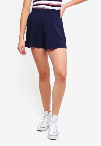 Cotton On blue Maya Flirty Shorts 6B235AAA56E7CDGS_1