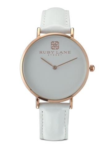 Ruby Lane white Liquid Malika Ruby Lane 36mm Watch A713DACD10DEAAGS_1