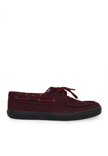 Tendencies red Tendencies Sepatu CANVAS DOCKDIDE MAROON DEB87SH5116A08GS_1