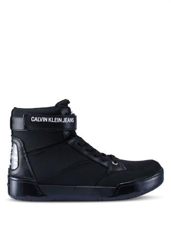 Calvin Klein black Nigel Sneakers 6EF5FSHE930B38GS_1