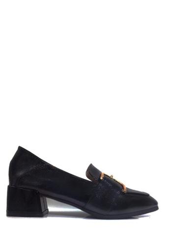 Twenty Eight Shoes black Classic High Vamp Shoes VL23012 0B79BSH1F99A39GS_1