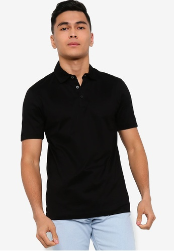 BOSS black Plato 07 Polo Shirt 19A5AAA7D74609GS_1