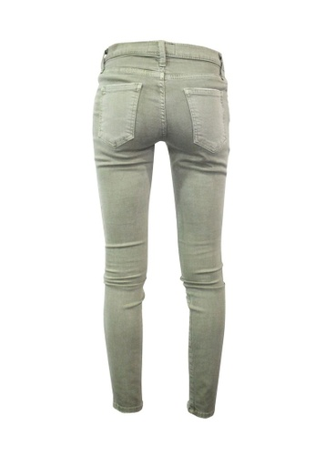 Current/elliott green current/elliott Green skinny Jeans F46BCAA8E9E33EGS_1