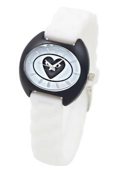 Play Jill Silicon Strap Watch 3028L