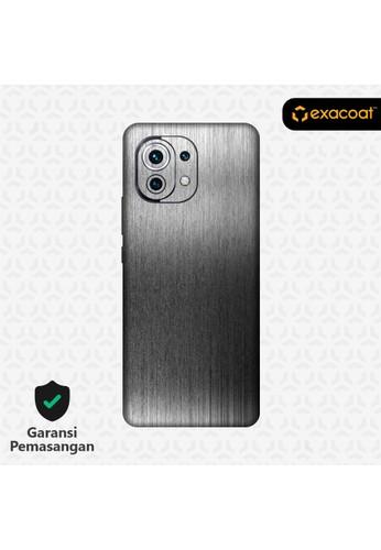 Exacoat Xiaomi Mi 11 Lite Skins Titanium Series - Titanium Onyx 09EEFES30B2DFDGS_1