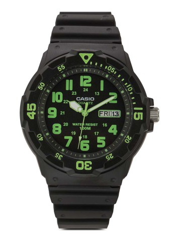 MRW-200esprit官網H-3BVDF 行針手錶, 錶類, 飾品配件