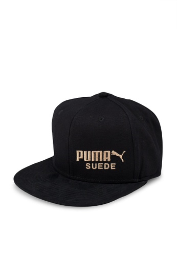 0cc88cfa5fff9e buy puma baseball cap with embroidered branding 4194c 76d0c; new zealand buy  puma archive suede cap online on zalora singapore de5bf 7f808