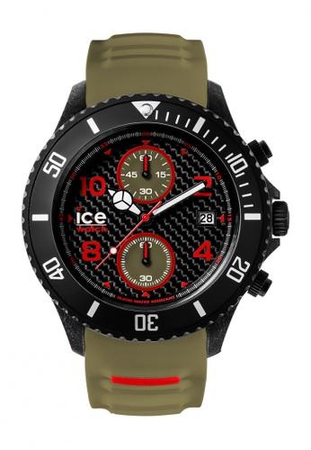 Ice-Watch multi ICE carbon - Black Khaki - Extra Large IC770AC2V3QLHK_1